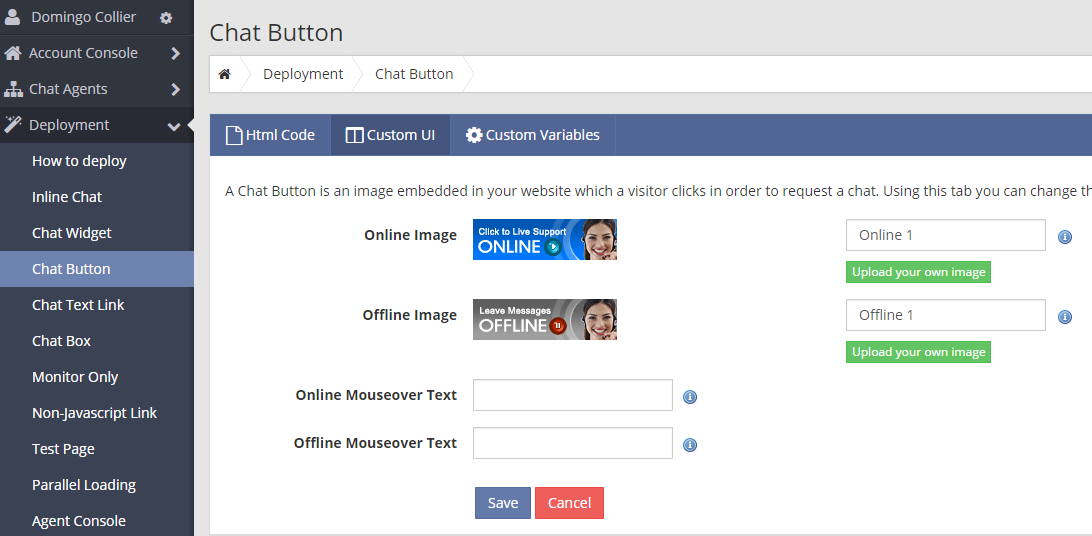 Chat Customization - Live Chat Software